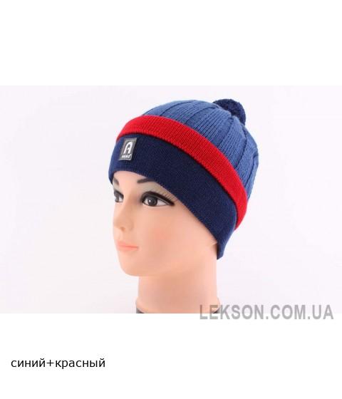 Детская вязаная шапка Gwidon