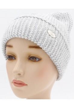 Детская вязаная шапка Ева D42025-48-52