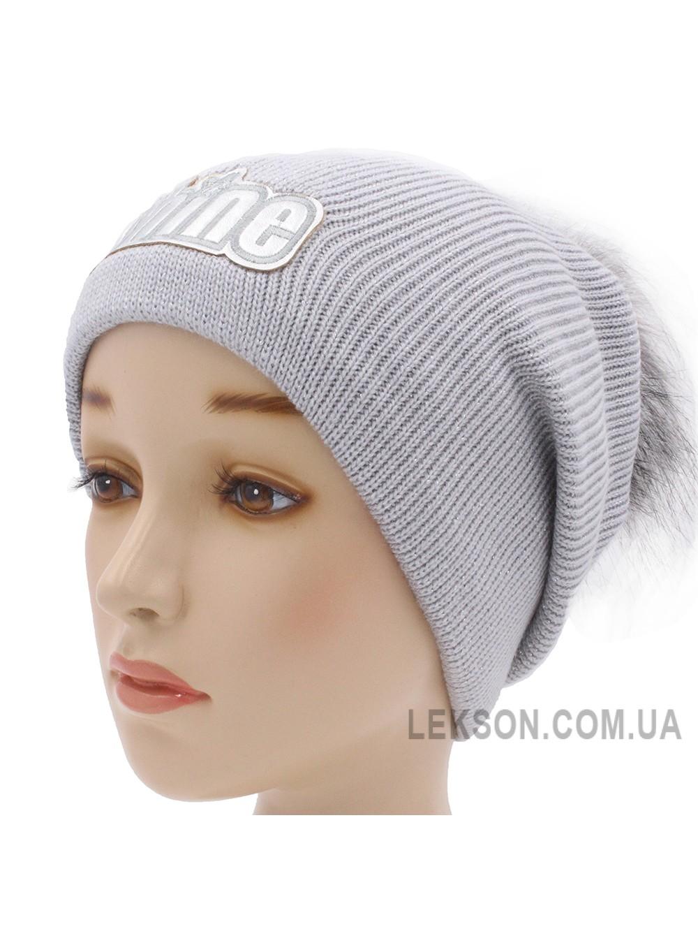 Детская вязаная шапка Шайн D47128-48-52
