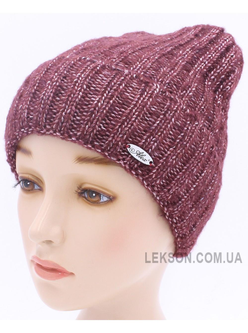 Детская вязаная шапка Ассоль W20326-52-56