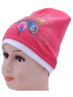 Детская трикотажная шапка Верона