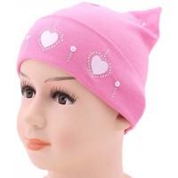 Детская трикотажная шапка Нежность