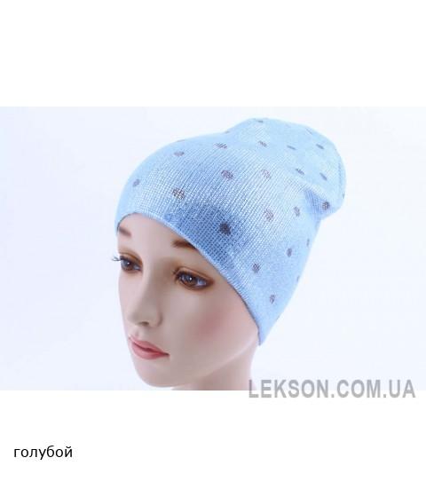 Детская вязаная шапка GVA04622-52-56
