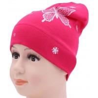 Детская трикотажная шапка BTA02709-50-52