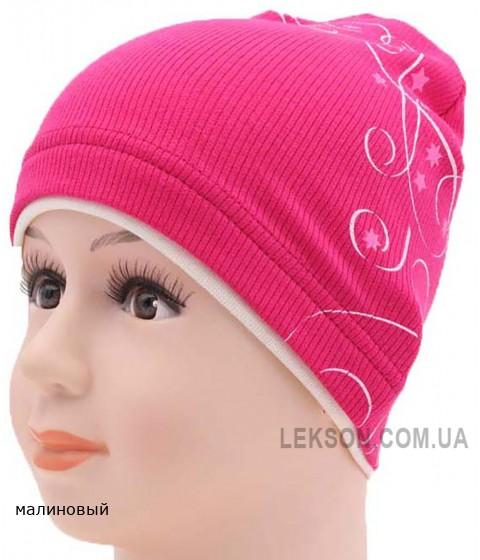 Детская трикотажная шапка BTA03010-48-50