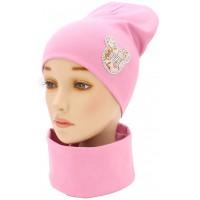 Детская трикотажная шапка BTA03130-52-56