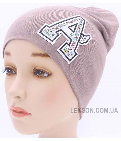 Детская трикотажная шапка BTA04217-50-54
