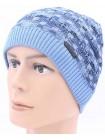 Детская вязаная шапка BVA02812-52-56