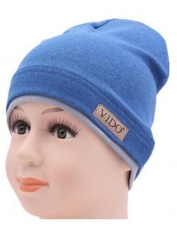 Детская трикотажная шапка BTA02412-52-54