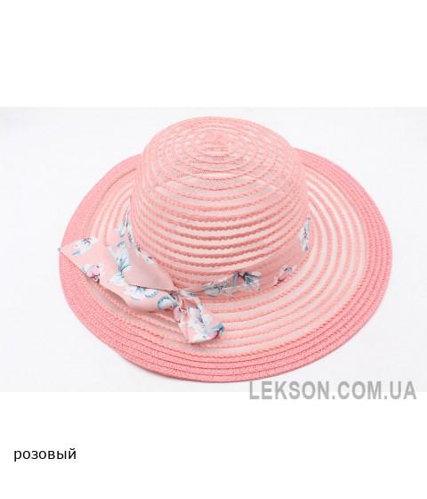 Шляпа бант-190-56-58