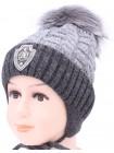 Детская вязаная шапка Винтер D50233-48-52