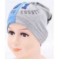 Детская трикотажная шапка Калифорния
