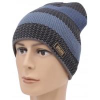 Детская вязаная шапка N8-13-54-56