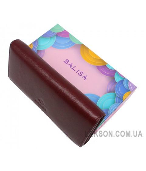 Кошелек BALISA женский кожа на кнопке 18,5х9,5х3,5- Ba826-44-150