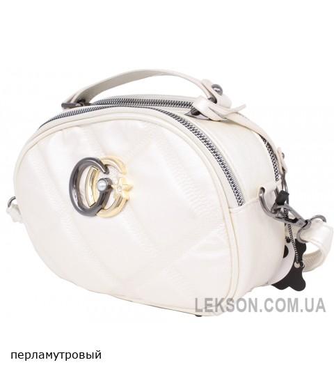 Женская модельная сумка Gucci кожзам 22х16х8 - Gu101-111