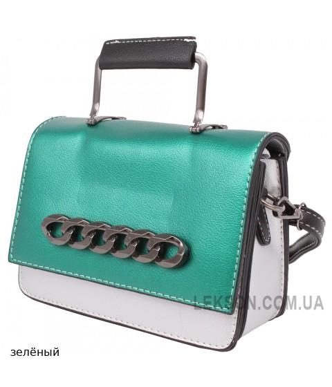 Женская модельная сумка Name кожзам 19х14х7 - Na105-71