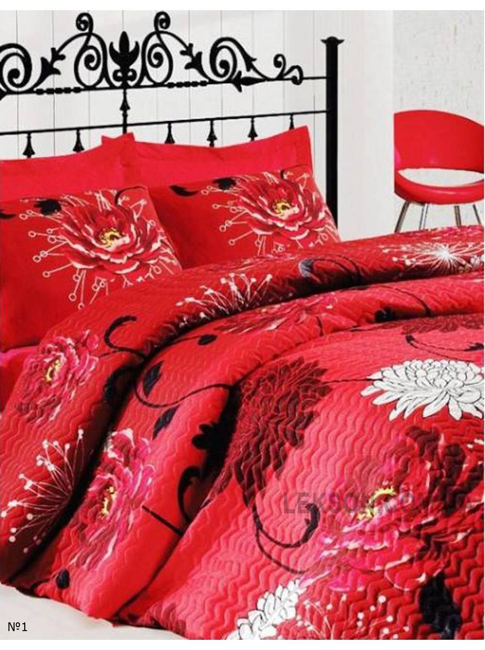 Комплект постельного белья Paradise с одеялом №12441