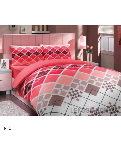 Комплект постельного белья HOBBY ранфорс Destina №13248