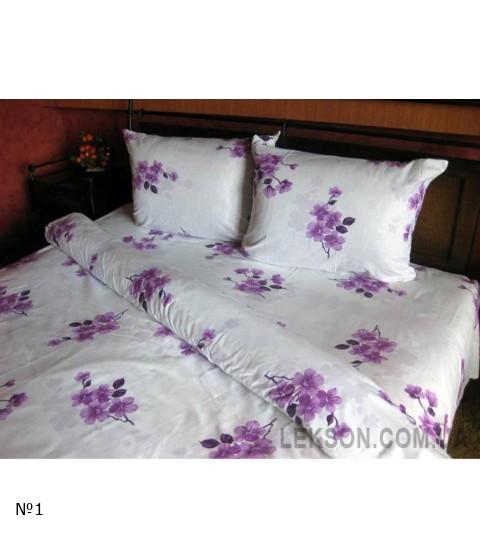 Комплект постельного белья Tirotex бязь полуторка №7907
