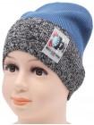 Детская вязаная шапка Джаз DV10724-48-52