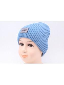 Детская вязаная шапка D664295-48-52 Томас