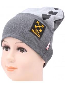 Детская трикотажная шапка Стрелки