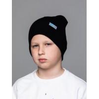 Детская вязаная шапка Майк D79331-50-54