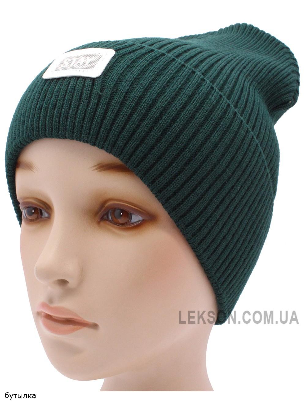 Детская вязаная шапка №008185-54-56