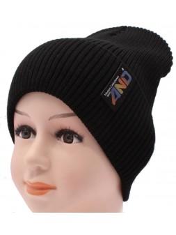 Детская вязаная шапка №059210-52-54