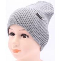Детская вязаная шапка №025185-54-56