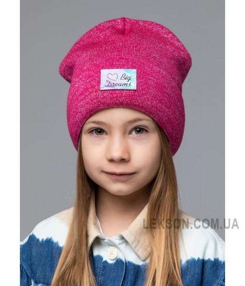 Детская вязаная шапка Дримс D74931-50-54