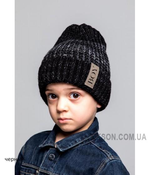 Детская вязаная шапка Томас D75430-48-52