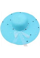 Шляпа D201-393-56-58 Бусины